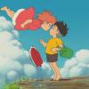 Ponyo en el acantilado: La Sirenita según Miyazaki