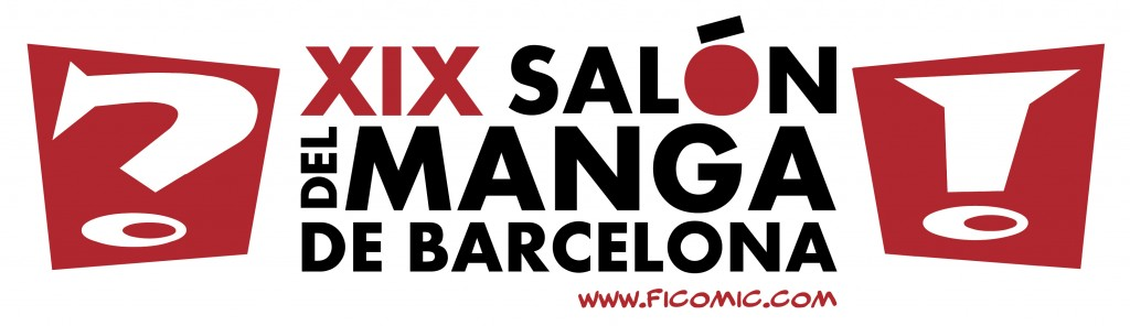 XIX Sal¢n del Manga de Barcelona_logo