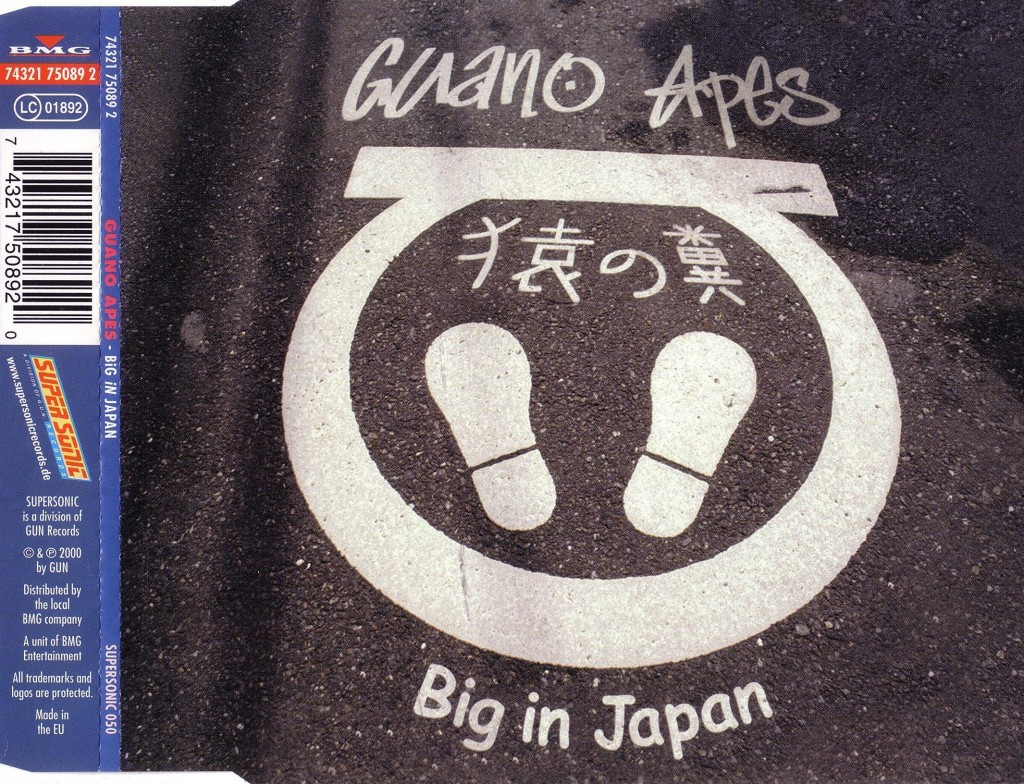 Guano Apes - Big In Japan - Front