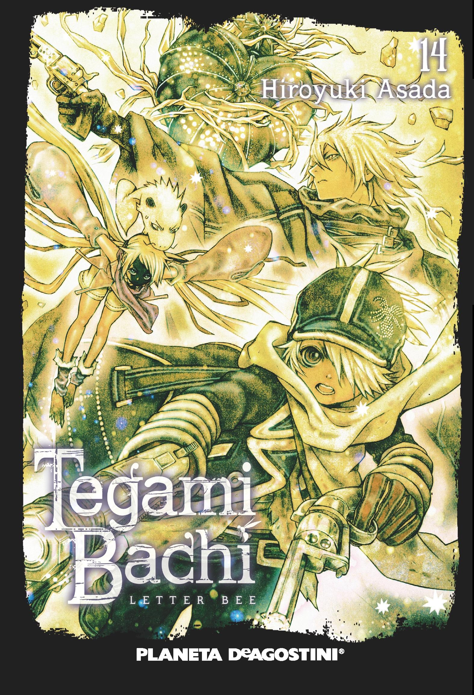 Tegamibachi 14