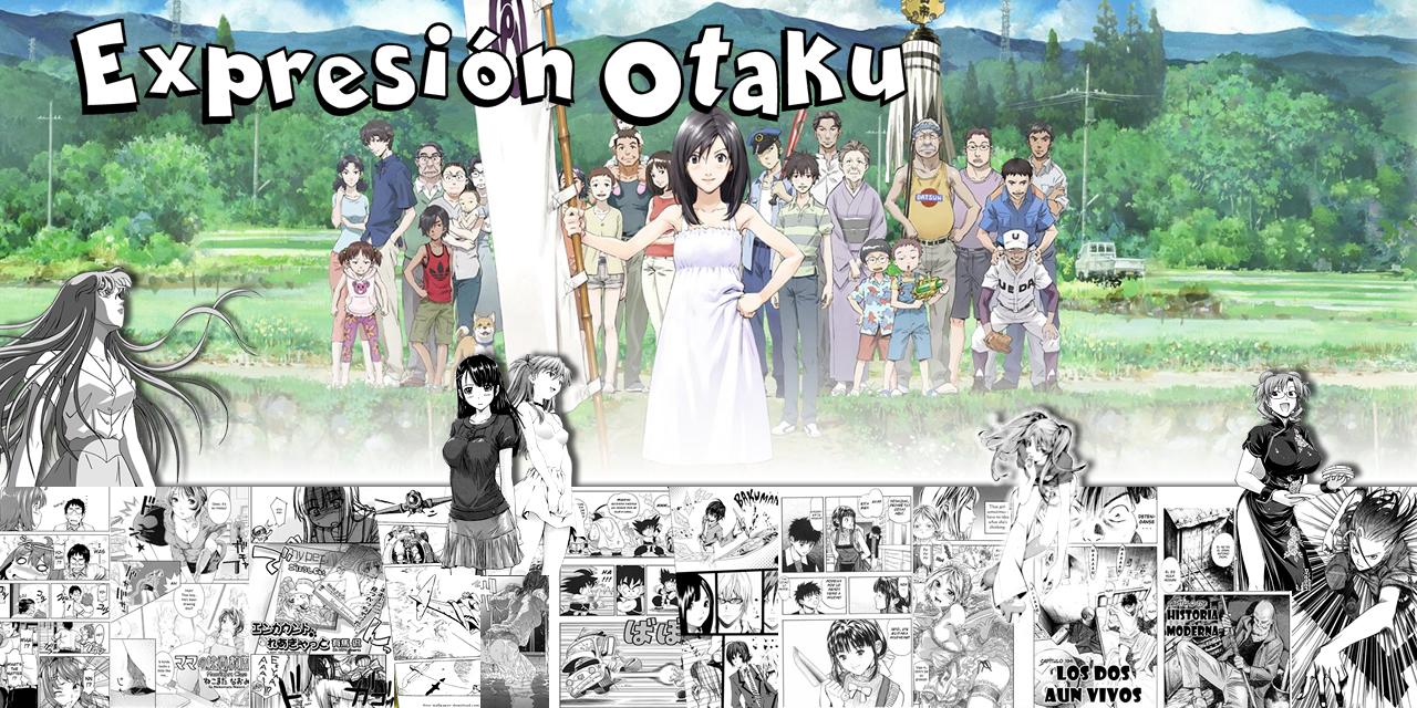 Expresión Otaku