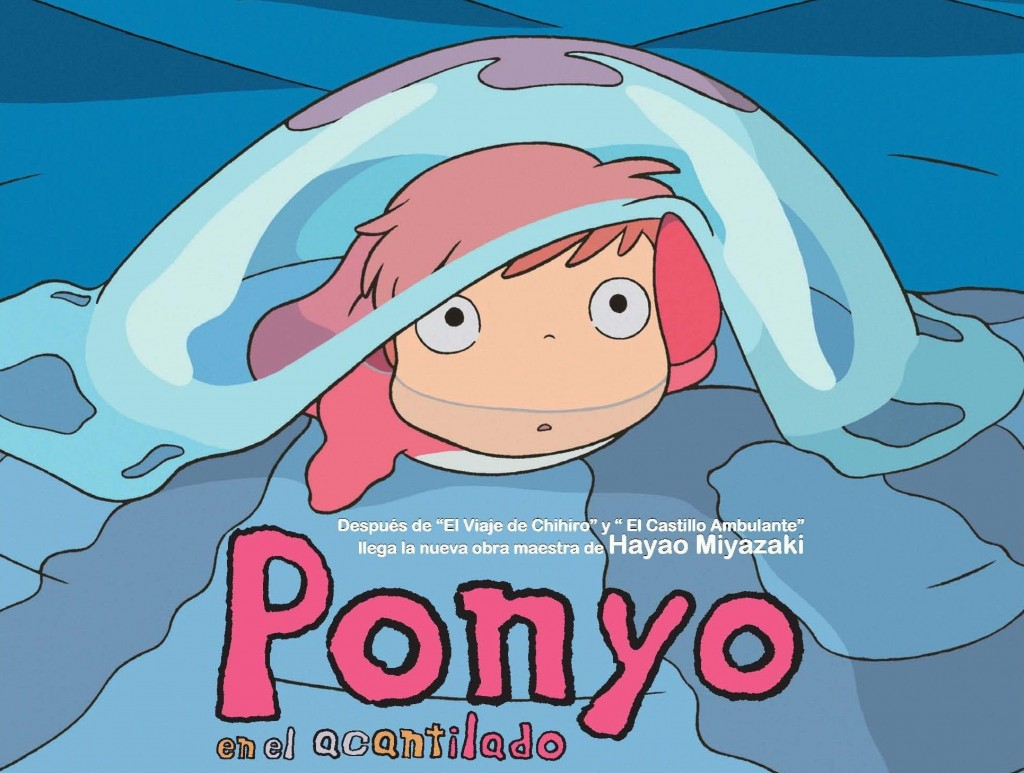 Cartel Ponyo