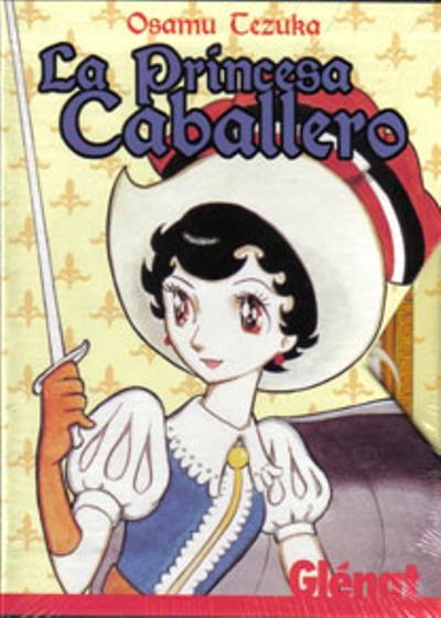 La Princesa Caballero, Osamu Tezuka