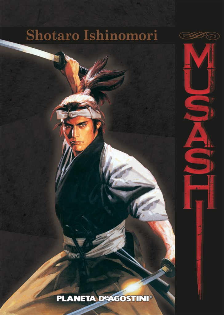 Musashi, Shôtarô Ishinomori