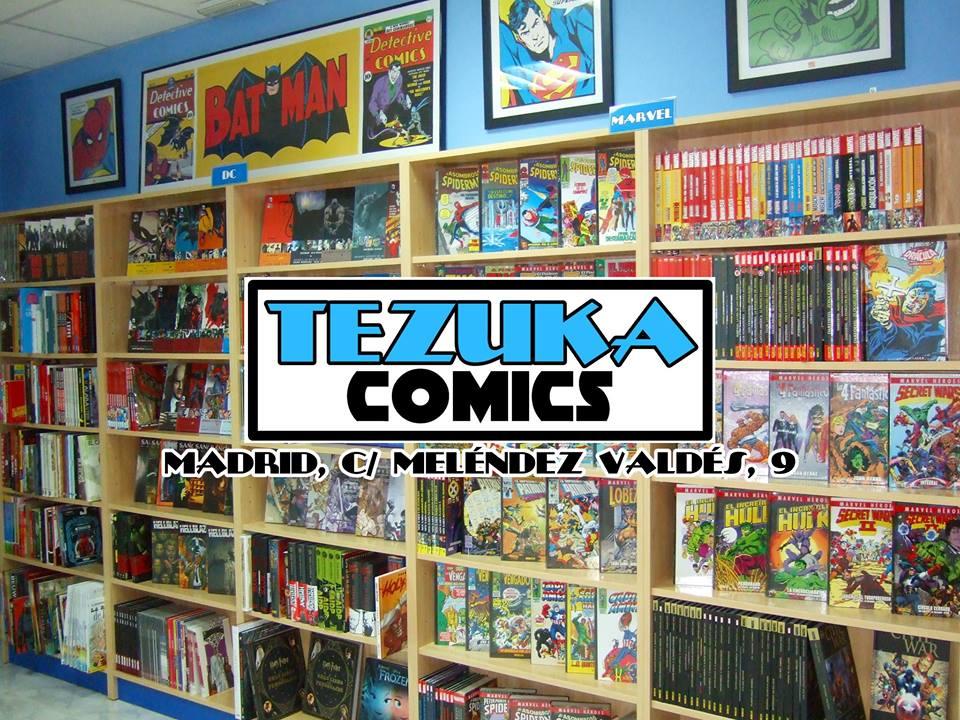 Tezuka Comics