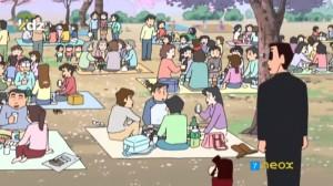 Hanami - Shin chan