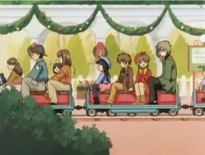 Navidad - Sakura Card Captor