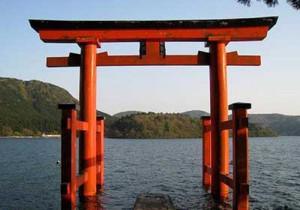 torii como entrada