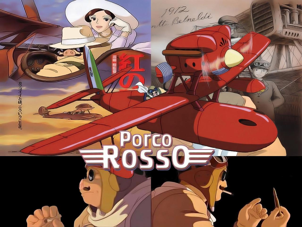 Podcast Porco Rosso