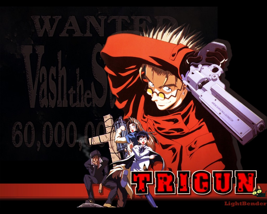 Podcast 4x23 Trigun