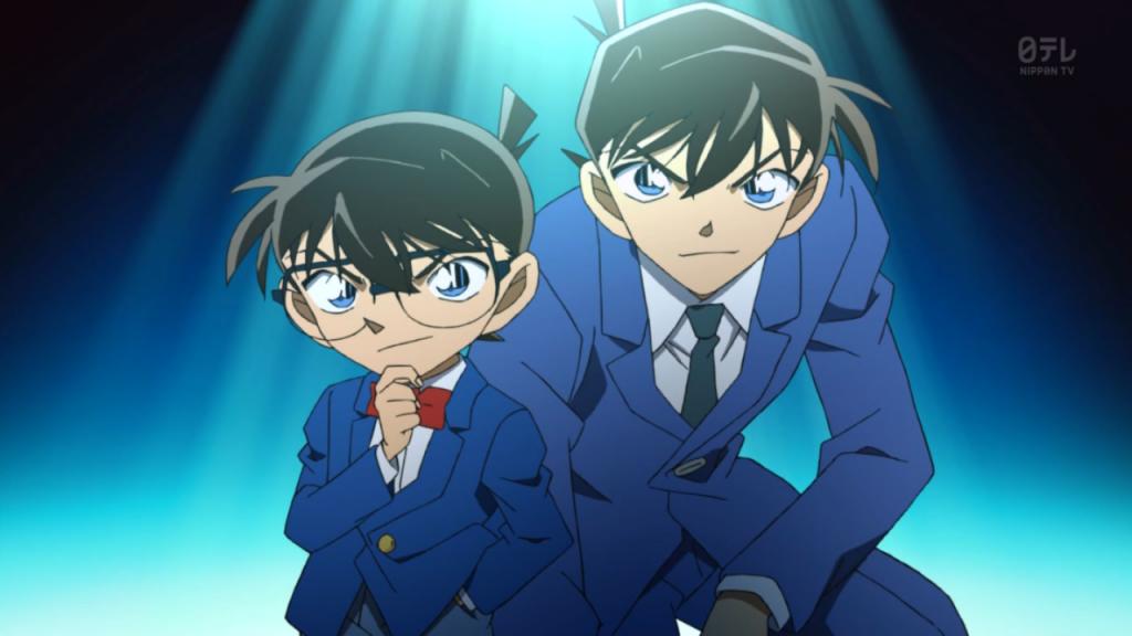Podcast Detective Conan