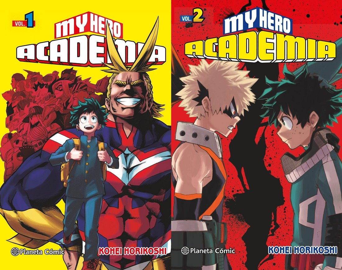 Novedades Manga