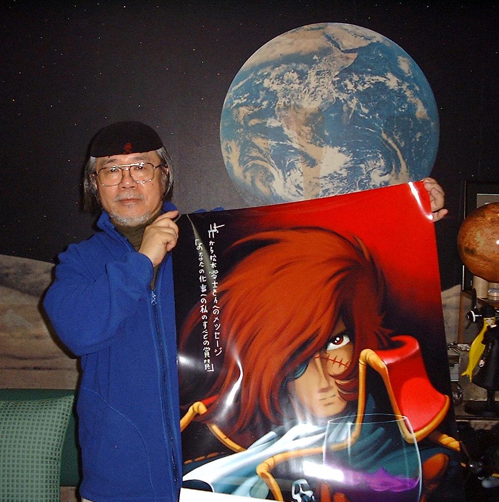 Podcast Leiji Matsumoto