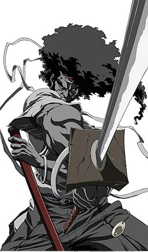 Historias de Samurais